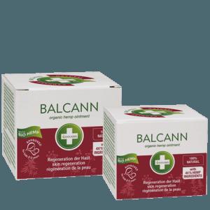 Maść konopna Balcann 50 ml