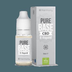 Liquid konopny do waporyzacji Harmony PURE BASE