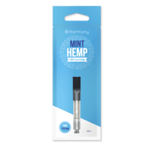 CBD Cartridge Pen Moroccan MINT