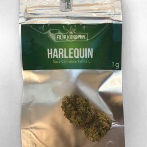 HARLEQUIN susz konopny PREMIUM – 1g CBD- 6%