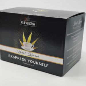 Kwiat Konopi EKSPRESS YOURSELF 20g 5% CBD