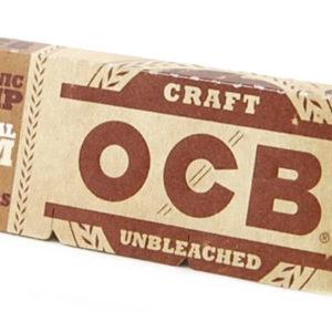 Bibułki OCB ORGANIC HEMP CRAFT
