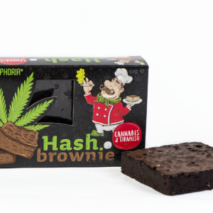 Brownie Cannabis & Tiramisu 50g