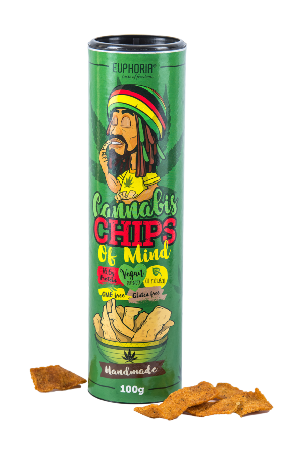 Cannabis Chips of Mind 100g
